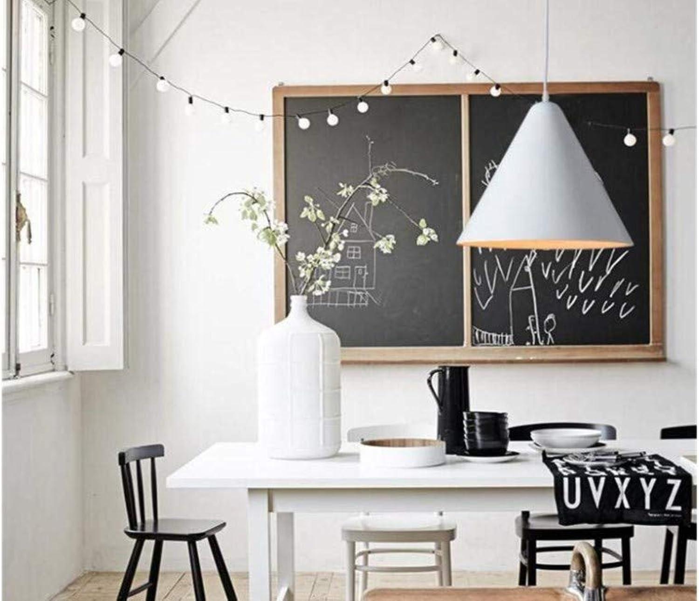 Tête simple café bar lustre artistique artistique création artistique