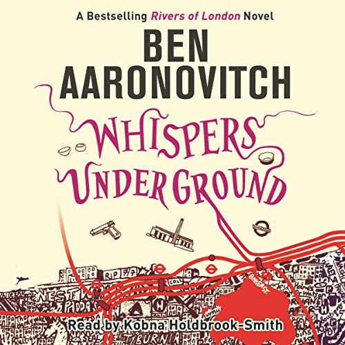 Whispers Under Ground cover art