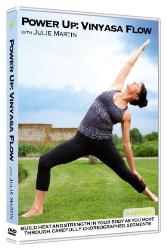 Power Up: Vinyasa Flow with Julie Martin