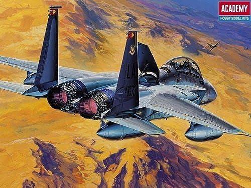 F-15D Eagle 1 72 Academy by Academy Plastics