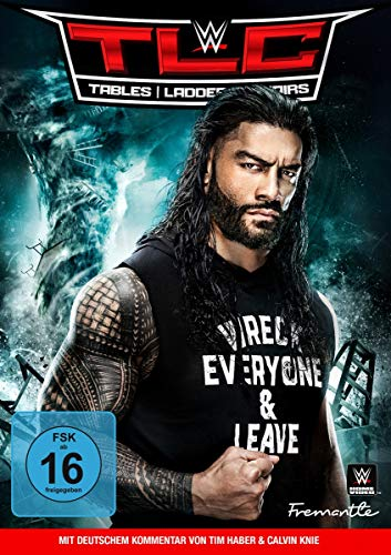 WWE - TLC: Tables/Ladders/Chairs 2020 (2 DVDs)