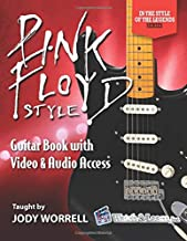 Pink Floyd Style Guitar Book - Video & Audio Access (In the Style of the Legends)