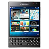 BlackBerry Passport 11,4 cm (4.5') 3 GB 32 GB SIM única 4G Negro 3450 mAh - Smartphone (11,4 cm (4.5'), 3 GB, 32 GB, 13 MP, BlackBerry OS 10, Negro)