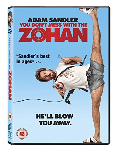 You Don't Mess with the Zohan [Reino Unido] [DVD]
