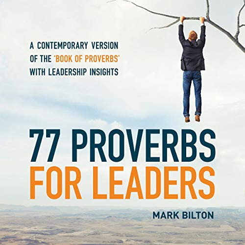77 Proverbs for Leaders cover art