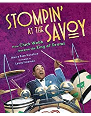 Stompin at the Savoy: How Chick Webb Became the King of Drums