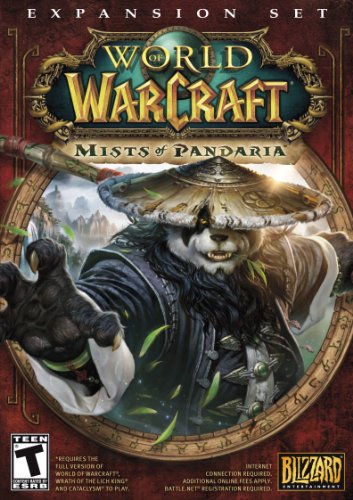 Activision WoW Mists of Pandaria, PC