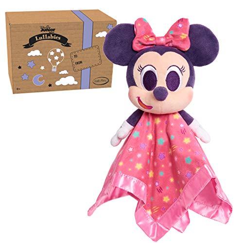Disney Junior Music Lullabies Lovey Blankies, Minnie Mouse, Amazon Exclusive