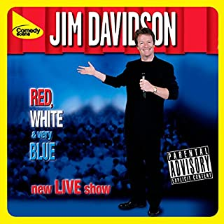 Red, White, and Very Blue cover art