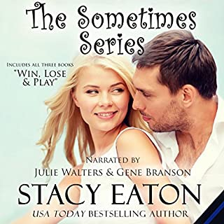 The Sometimes Series: Win, Lose & Play Book Set audiobook cover art