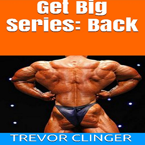 Get Big Series: Back audiobook cover art