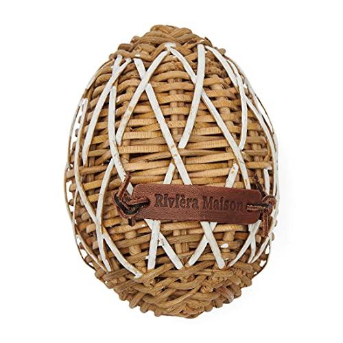 Riviera Maison Rustic Rattan Easter Egg Rhombus