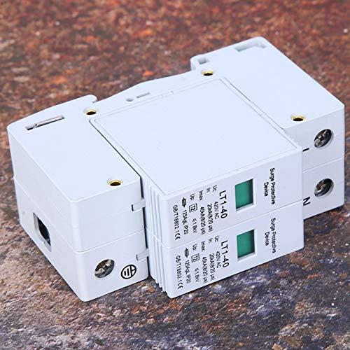 2P LT1‑40 Dispositivo di protezione contro le sovratensioni 40ka Dispositivi di protezione per bassa tensione Scaricatore bianco per ingegneria elettrica
