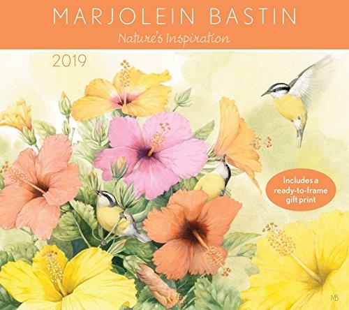 Wonderlijk By Marjolein Bastin: Marjolein Bastin 2019 Calendar Natures VR-68