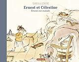 Ernest et Célestine - Ernest est malade - Casterman - 31/08/2013