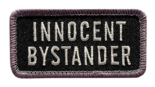 Innocent Bystander Tactical Patch [Hook - 3.0 X 1.5 MP3}