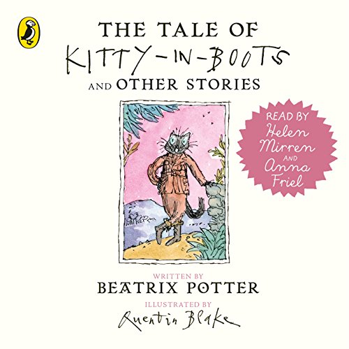 The Tale of Kitty-in-Boots and Other Stories audiobook cover art