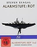 Alarmstufe Rot 1+2 - Uncut/Steelbook [Blu-ray] [Limited Edition] - Steven Seagal