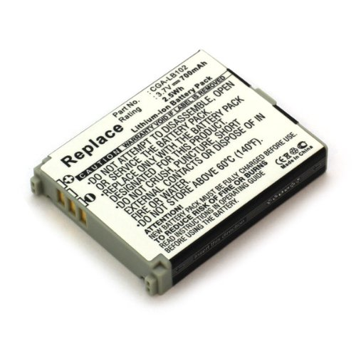 OTB Akku kompatibel zu Panasonic CGA-LB102 Li-Ion