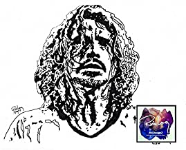 chris cornell drawing