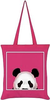 Inquisitive Creatures Panda Tote Bag