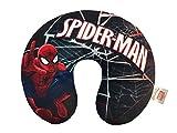Marvel Spiderman Web Travel Neck Pillow