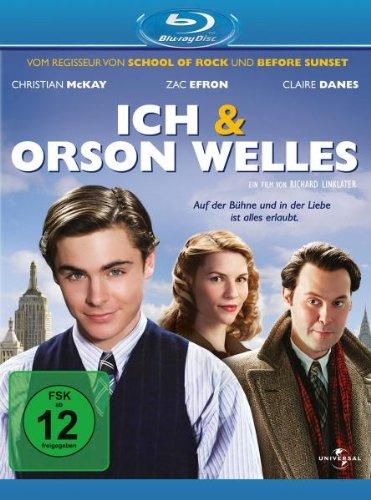 Ich & Orson Welles [Blu-ray]