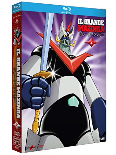 Il Grande Mazinga  #02 (3 Blu-Ray) [Italia] [Blu-ray]