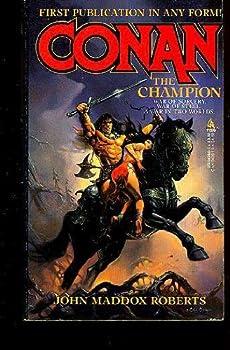 Conan The Champion (Conan) - Book  of the Conan the Barbarian