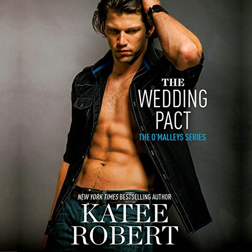 The Wedding Pact audiobook cover art
