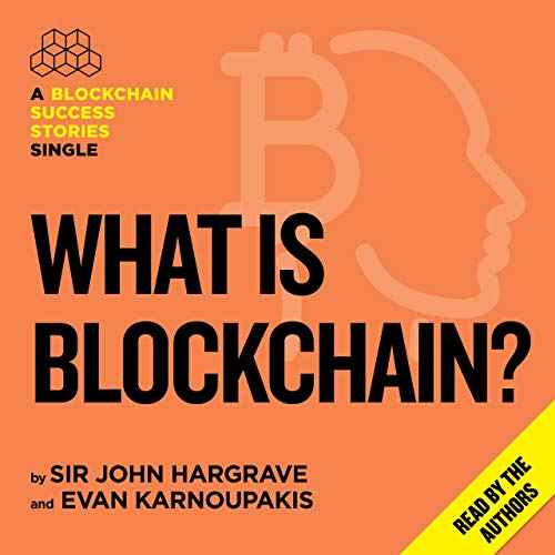 What Is Blockchain? cover art