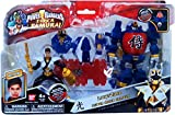 Power Rangers Samurai Vehicle Action Figure LightZord Super Mega Ranger Antonio