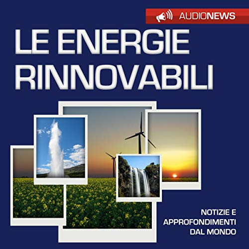 Le energie rinnovabili copertina