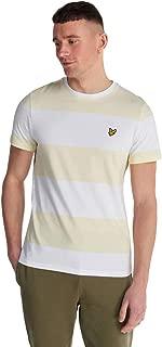 LYLE & SCOTT Wide Stripe Short Sleeve T-Shirt