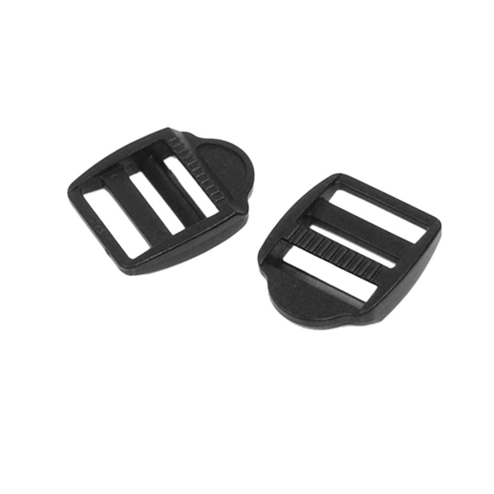 """Plastic Webbing 5//8/""""~2/"""" Side Release Buckle Backpack Strap Outdoor Camping Parts"""