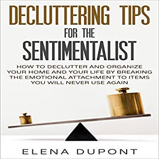 Decluttering Tips for the Sentimentalist cover art