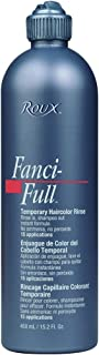Roux Fanci-Full Temporary Hair Color Rinse - #21 - Plush Brown 15 oz. (Pack of 2)