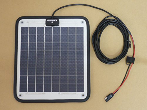 DuraVolt Marine Solar Panel Battery Charger