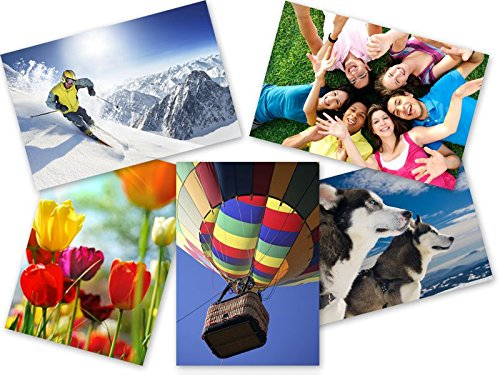 STAMPA PROFESSIONALE 100 FOTO DIGITALI 13x19 SU CARTA LUCIDA - 100 FOTO 13x19