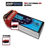 OUYBO DXF 6S 22.2V 5200mAh de carreras de camiones 100C-200C batería de Lipo 6S XT60 XT90 decanos T...