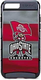 Skinit Cargo Phone Case for iPhone 8 Plus - Officially Licensed Ohio State University OSU Ohio State Buckeyes Flag Design