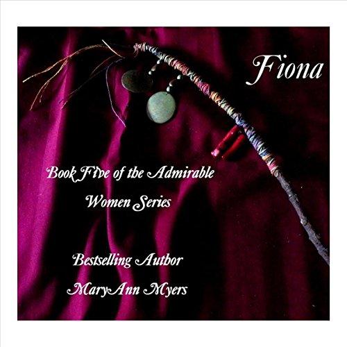 Fiona audiobook cover art