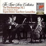 Brahms: Piano Trios Nos. 1- 3, Opp. 8,87,101 / Schubert: Piano Trios Nos. 1 & 2, d. 898, 929 (Isaac Stern Collection- Trio Recordings, Vol. 1)