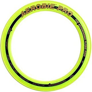 Aerobie Superflight Pro Flying Ring, Yellow