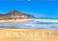 Kanaren - Zauberhafte Vulkaninseln (Wandkalender 2022 DIN A2 quer): Impressionen der sieben kanarischen Inseln Teneriffa, El Hierro, Gran Canaria, La Gomera, La Palma, Lanzarote und Fuerteventura (Monatskalender, 14 Seiten )