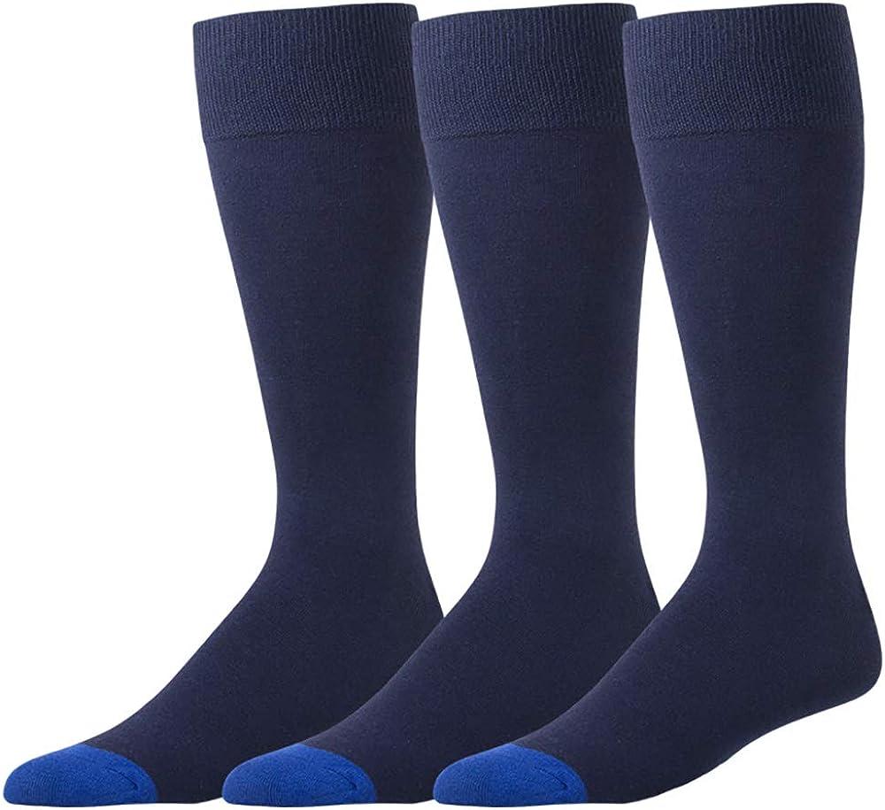 Oddball Royale Men's Dress Socks XXL (Men's Size 14-18) (3-Pack)