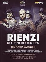 Rienzi: Der Letzte Der Tribunen [DVD] [Import]