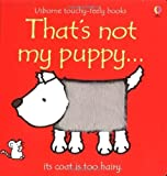 That's Not My Puppy . . . Book Cover