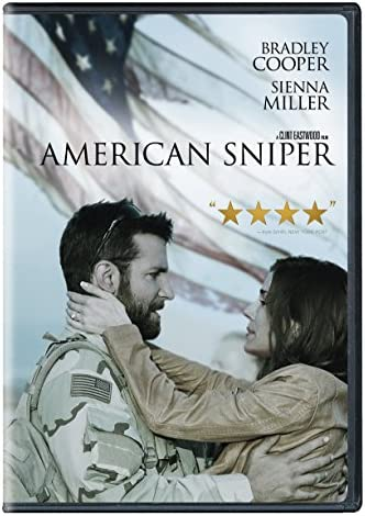 American Sniper DVD product image
