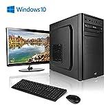 """Megaport PC Set Pentium Gold G5400 2x3.70GHz • Schermo LED 24"""" • Tastiera/Mouse • ..."""